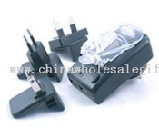4 plug Clip shell charger images