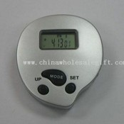 Pedometer with Stop Watch and Alarm Clock images