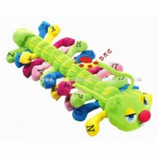 Plush Baby Toy Caterpillar images