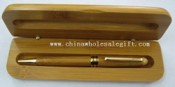 Bamboo Pen Box images