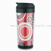 Double Wall Plastic Advertising Cup images