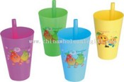 Plastic Advertising Cup images