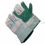Cow split leather Working Gloves images