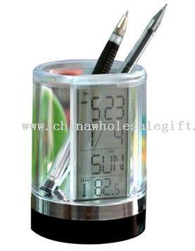 7 színes tolltartó naptár