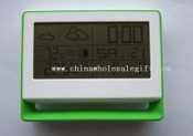Digital Clock with Weather Station and Calendar images