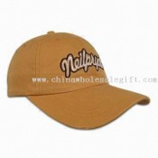 Cap, Made of Cotton Twill, Measures 58cm, Suitable for Men and Women images
