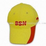 Promotional Baseball Cap, Customized Logos are Welcome images