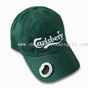 Promotional Cap with Bottle Opener, Customized Sizes and Designs are Available images