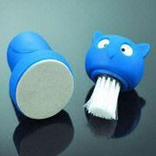Keyboard Brush, Made of Plastic, Customers Logo is Welcome images