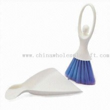 Keyboard Brush/Screen Cleaner, Made of Plastic, Suitable for Promotional Gift images