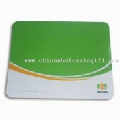 High Quality Natural Rubber Mouse Pad with Heat Transfer or Screen Printing images