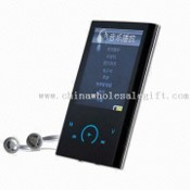 Flash MP4 Player with 2.4-inch TFT LCD Screen, Supports Game and A-B Repeat Function images
