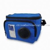 Portable Cooler Bag Speaker in Special Design, Suitable for Travel Use and Outing images