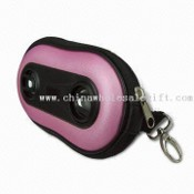 Portable Speaker for Travel, Powered by 2 x AA Battery, Suitable for Home and Travel Use images