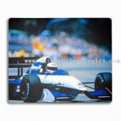 PVC and EVA Mouse Pad with Silkscreen Printing images