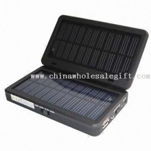 Mobile Solar Charger with 2800mAh, Charge Mobile Phone, Laptop, MP3, MP4 and Camera images