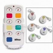 Key Finder with Super-resounding Buzzer and Low Power Consumption images