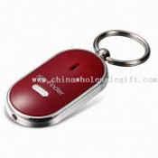 Whistle Key Finder in Modern Metallic Finish Design, Measures 51 x 27 x 11mm images