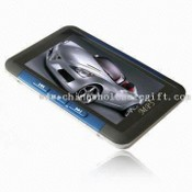 3.0-inch Screen Flash MP5 Player with MicroSD Card, Supports AVI, RM, RMVB Movie Formats Directly images