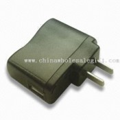 5W AC/DC USB Battery Charger Adapter for Mobile Phone, iPhone, Laptop, iPod and MP3 Player images