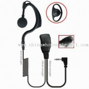 Surveillance Earphones/Audio Tube Kit with 20 to 16,000Hz Frequency Response images