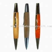 Ballpoint Pens with Wooden or Acrylic Barrel images