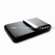 Business Card Holder, Customized Designs are Welcome, Made of Leather images