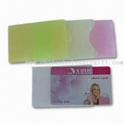 PVC Card Holders with Several Layers to Hold Various Cards, Customized Designs are Welcome images