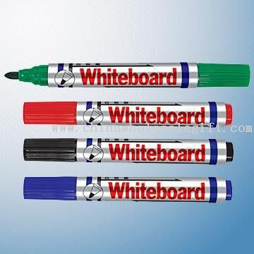 Popular Whiteboard Pens with 4-color Ink for Painting and Other Purposes
