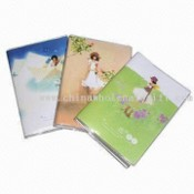 Note Pad with Glue Binding, Available in Various Sizes images