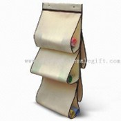 Wall-hanging Storage Container, Made of Nonwoven Fabric Material, Suitable for Home and Office Use images