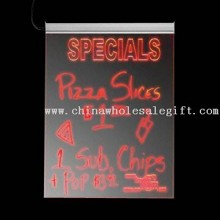 Spark LED Writing Board, Erasing Advertising Board images