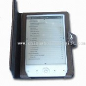 E-book Reader with E-ink Display Technology and G-sensor Function images