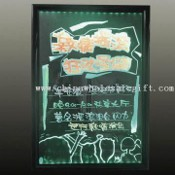 Electronic Fluorescent Writing Board with 1.3cm Thickness images