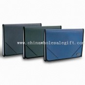 Expandable File Folders with 12 Pockets, Various Colors Available images