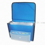 Expanding/Document Files/Bags with 0.45 to 0.75mm Cover Thickness, 13 Pockets/Double Color Coding images