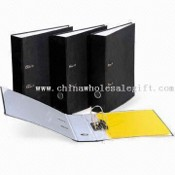 Lever Arch File Folders with PVC Cover, OEM and ODM Orders are Welcome images