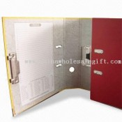 Lever Arch File with Outside PVC and Inside Paper Covered, OEM and ODM Orders are Welcome images