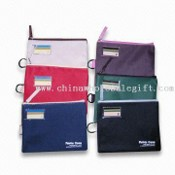 Oxford File Bag, Available in Size of A4, Enviromental Material, Measures 10.6 x 13.7-inch images