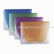 String Closure Envelopes/File Bags, Available in A4 Size, Made of Environmental Material images