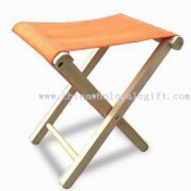 Beach Chair with Silkscreen or Heat-transfer Printing, Suitable for Fishing images