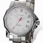 High-advance Commercial Watch with Tungsten Bezel, Sapphire Crystal, Luminous Hands, S/S Crow images