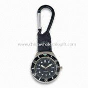 Alloy Case Pocket Watch with Bright Phosphor Hands, Could be Seen Clearly in Night images