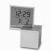 Novelty Digital Clock with Birthday Reminder images