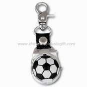 Pocket Watch with Football Style Cover images