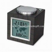 World Time Digital Clock with Alarm images