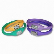 Promotional Silicone Watch with Ergonomic Design, Available in Various Sizes images