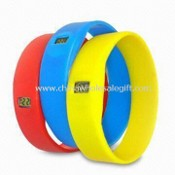 Promotional Watch with Silkscreen Logo Printing, OEM Orders are Welcome images