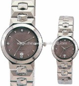 Steel Diamond Watch images