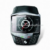 Watch Phone with 1.3-megapixel Camera and MP3/4 Player images